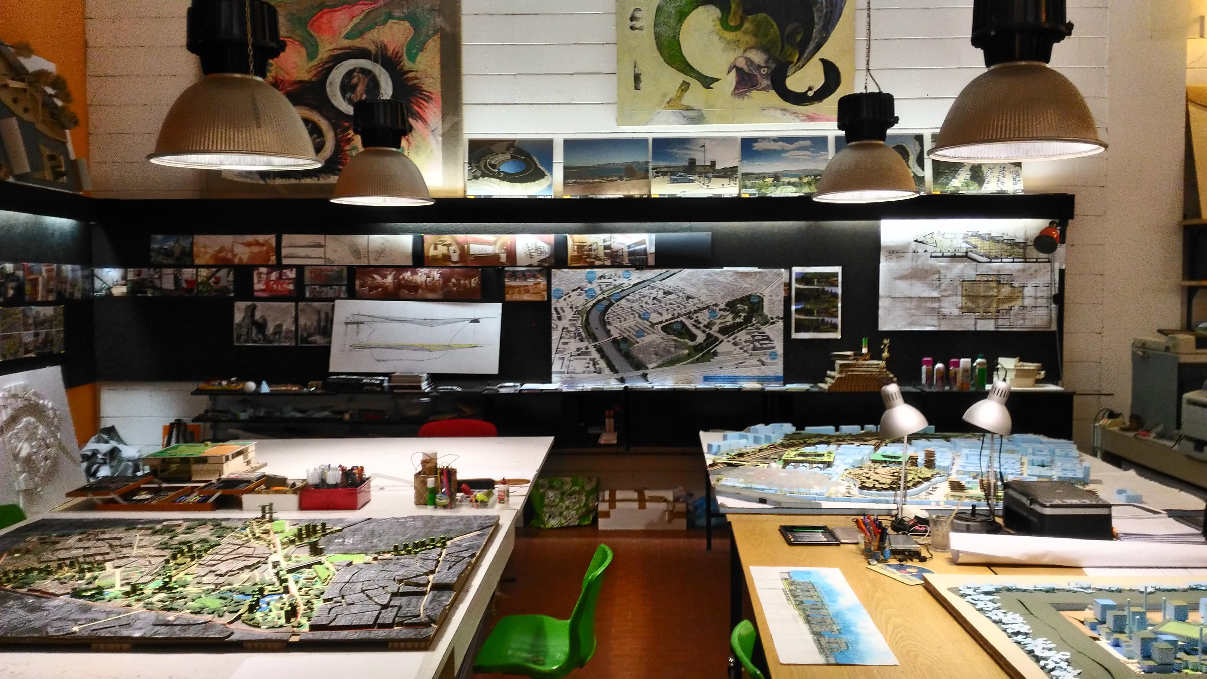 Studi Architettura Roma Lavoro urban-gap – rigenerazione urbana